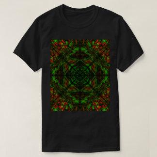 Couleurs psychédéliques (foncées) t-shirts