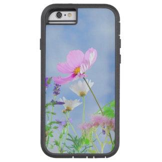 Couleurs sensibles de jolies fleurs coque iPhone 6 tough xtreme
