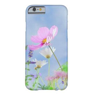 couleurs sensibles de jolies fleurs de coque coque iPhone 6 barely there