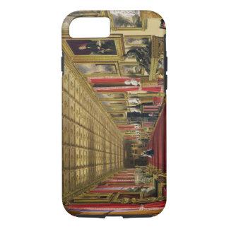 Couloir du sud, château de Windsor, 1838 Coque iPhone 7