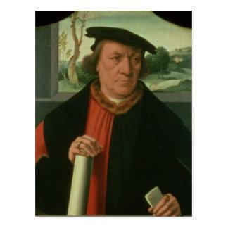Counsellor Arnold Von Brauweiler, 1535 Carte Postale