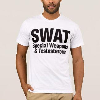 COUP, armes spéciales et testostérone T-shirt