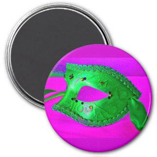 Coup de mascarade magnets pour réfrigérateur