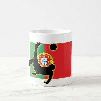 Coup-de-pied de bicyclette du Portugal Mug
