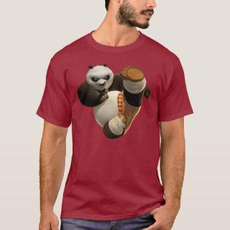 Coup-de-pied de PO T-shirt