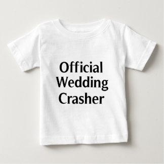 Coup retentissant officiel 1 de mariage t-shirt