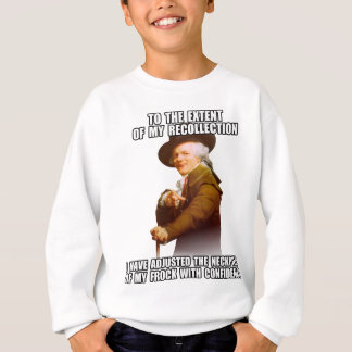 Coup sec et dur archaïque Poppin Neckpiece de Sweatshirt
