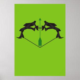 COUP VIOLENT - Artemis - déesse de la chasse Posters