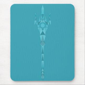 COUP VIOLENT - Poseidon - Dieu des océans Tapis De Souris