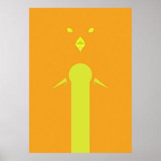 COUP VIOLENT - Ra - Dieu de The Sun Posters
