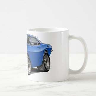 Coupé 1967-69 de bleu de barracuda mug