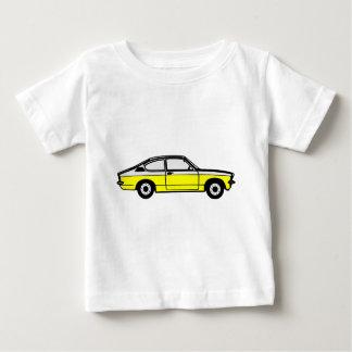 Coupé 1974 d'Opel Kadett C T-shirt Pour Bébé