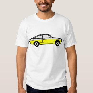 Coupé 1974 d'Opel Kadett C T-shirts