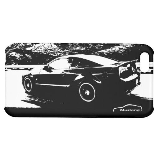 Coupé du GT de mustang Coque Pour iPhone 5C
