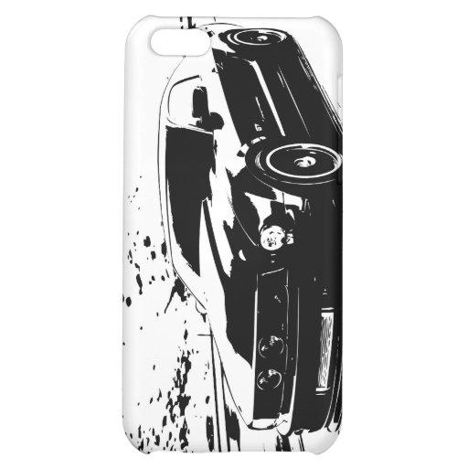 Coupé du GT de mustang de Ford Coque Pour iPhone 5C