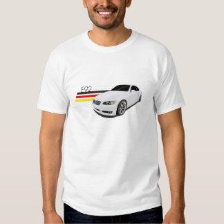 Coupé E92 T-shirts