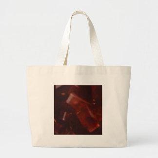 coupe rouge foncé de pierre grand sac
