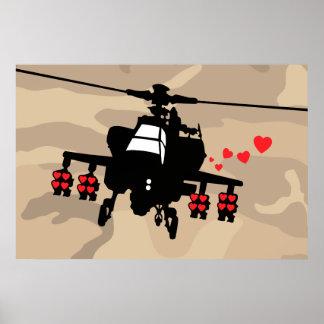 Couperet d'attaque de machine d'amour poster