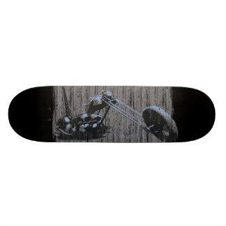 Couperet de vieille école skateboard customisable