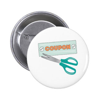 Coupeur de coupons-primes pin's