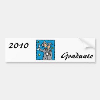 Couples de graduation adhésif pour voiture