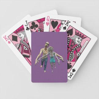 Couples de zombi jeux de cartes