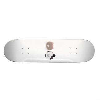 Couples Zn557 de mariage de chat Skateboards Cutomisables