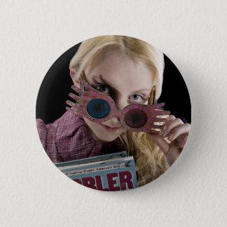 Coups d'oeil de Luna Lovegood au-dessus des verres Badge