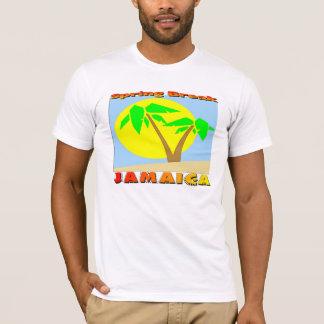 Coupure de ressort Jamaïque T-shirt