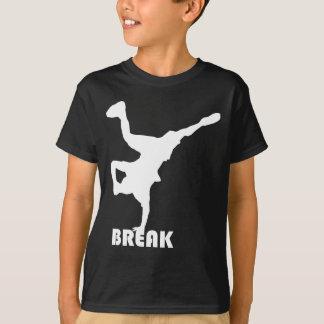 coupure t-shirt