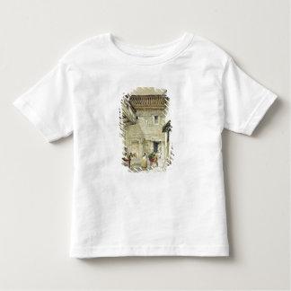 Cour de la mosquée (Patio de la Mesquita), de ' T-shirt Pour Les Tous Petits