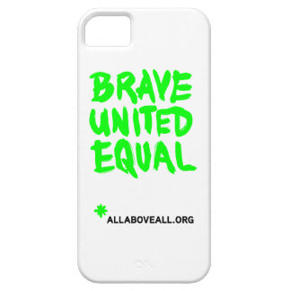 Courageux iPhone 5 Case