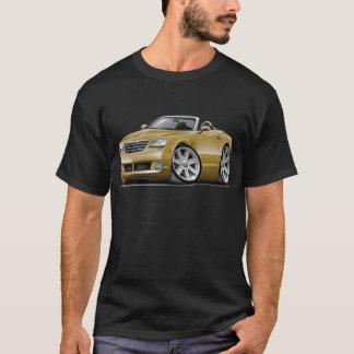 Courant perturbateur convertible en or t-shirt