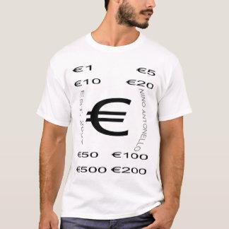 Courbe latérale de l'est 2007 de Nino Antonello T-shirt