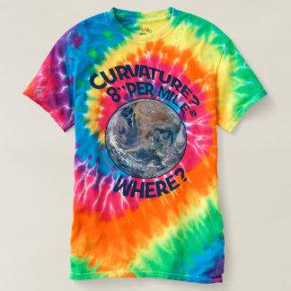 """COURBURE ? 8"""" PAR ~ DE ² DE MILLE OÙ ? T-shirts"""