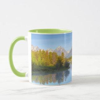 Courbure d'Oxbow Mug