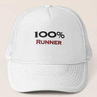 Coureur de 100 pour cent casquette