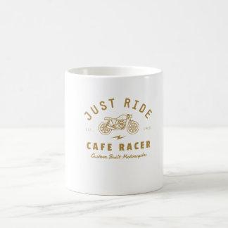 Coureur de café mug