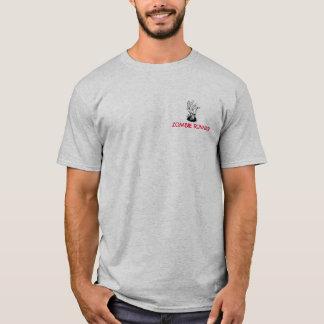 Coureur de zombi t-shirt
