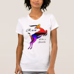 Courez comme une gazelle t-shirt