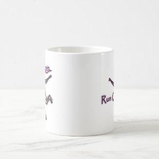 Courez dessus mug