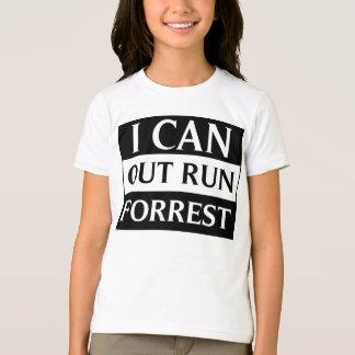 Courez le T-shirt de Forrest