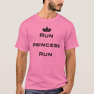 Courez princesse Run T-Shirt