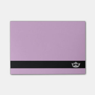 Couronne de Courrier--Note-Reconstitution Note Post-it