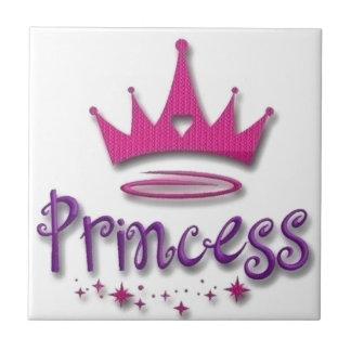 couronne de princesse petit carreau carré