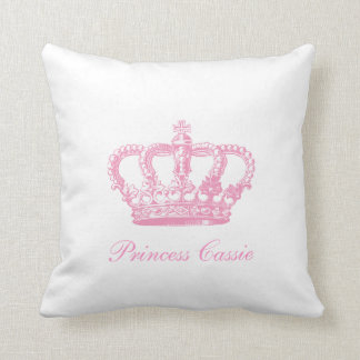 Couronne rose coussin