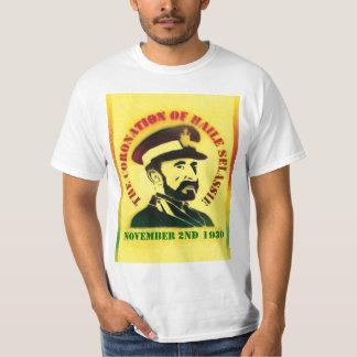 Couronnement de Haile Selassie T-shirt