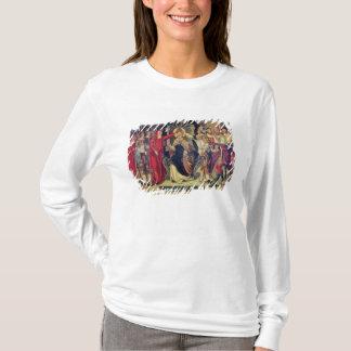 Couronnement de pape Celestine V en août 1294 T-shirt