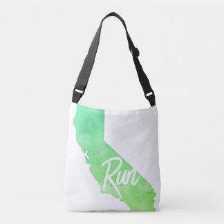 Courons le sac d'épaule de la Californie