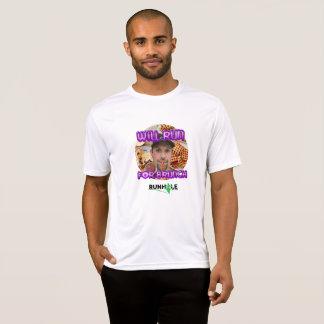 Courra pour le brunch t-shirt
